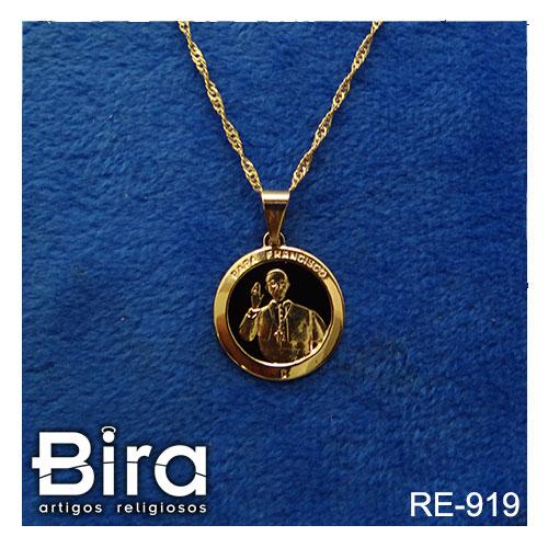 corrente medalha papa francisco