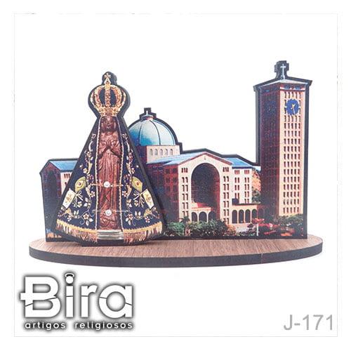 quadro mesa aparecida basilica