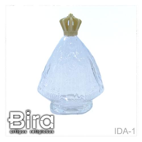 porta agua benta aparecida vidro