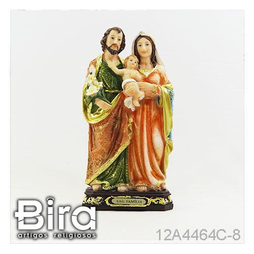 sagrada familia resina 20cm