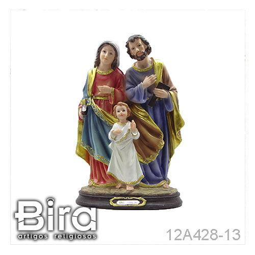 sagrada familia resina 33cm