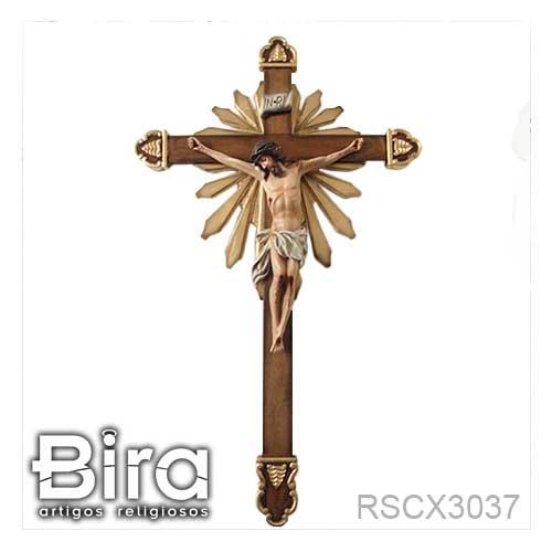 crucifixo, resina