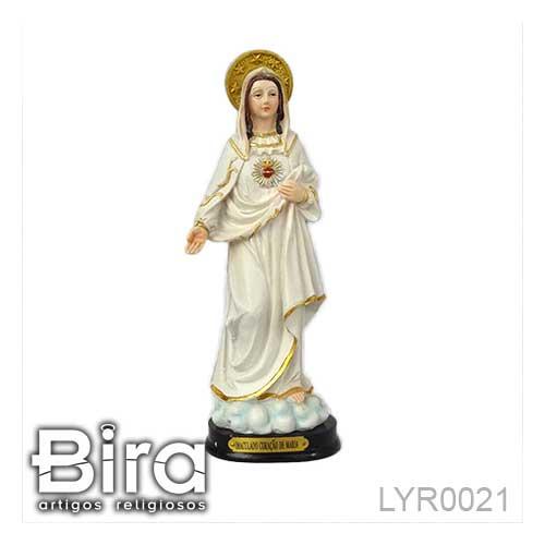 imagens, santos, resina, sagrado coracao maria