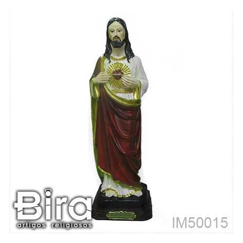 imagens, santos, resina, sagrado coracao jesus