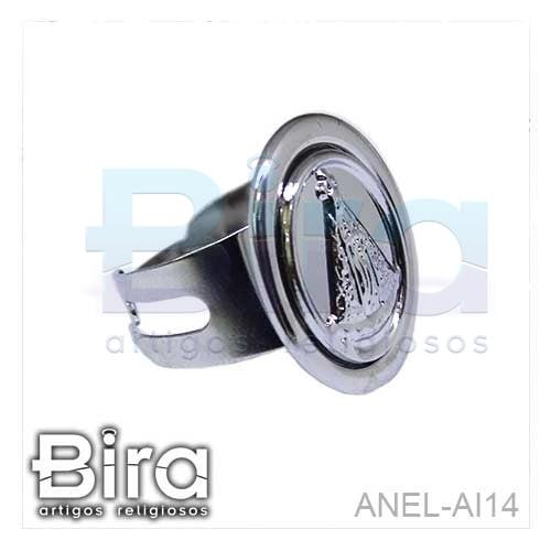 anel, inox, aparecida