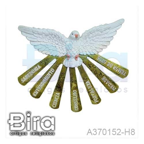 divino, espirito santo, resina, sete dons