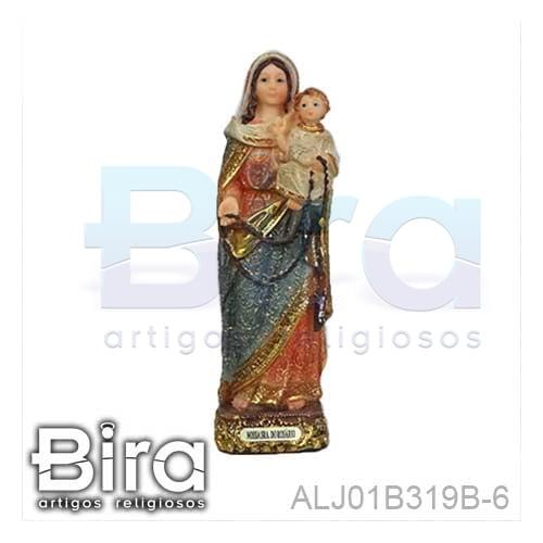 rosario, santos, imagem, resina