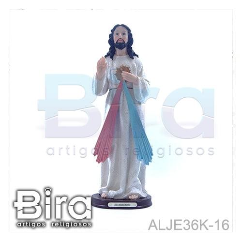 jesus misericordioso 40cm