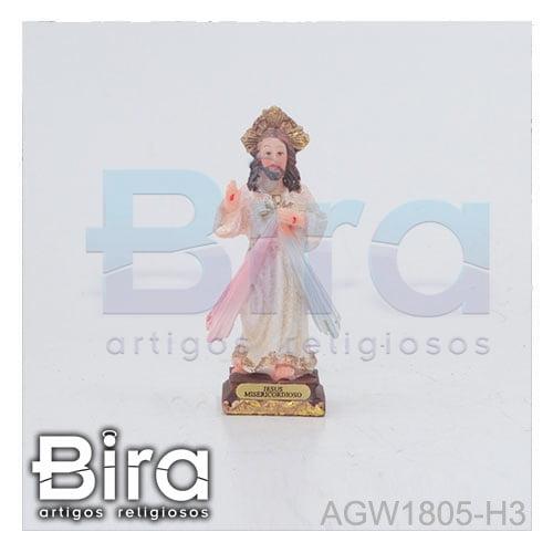 jesus misericordioso 8cm