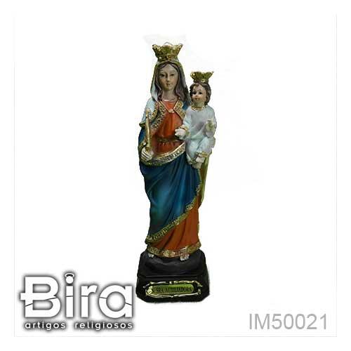 Bira Artigos Religiosos - NOSSA SENHORA AUXILIADORA  15 CM - Cód. IM50021