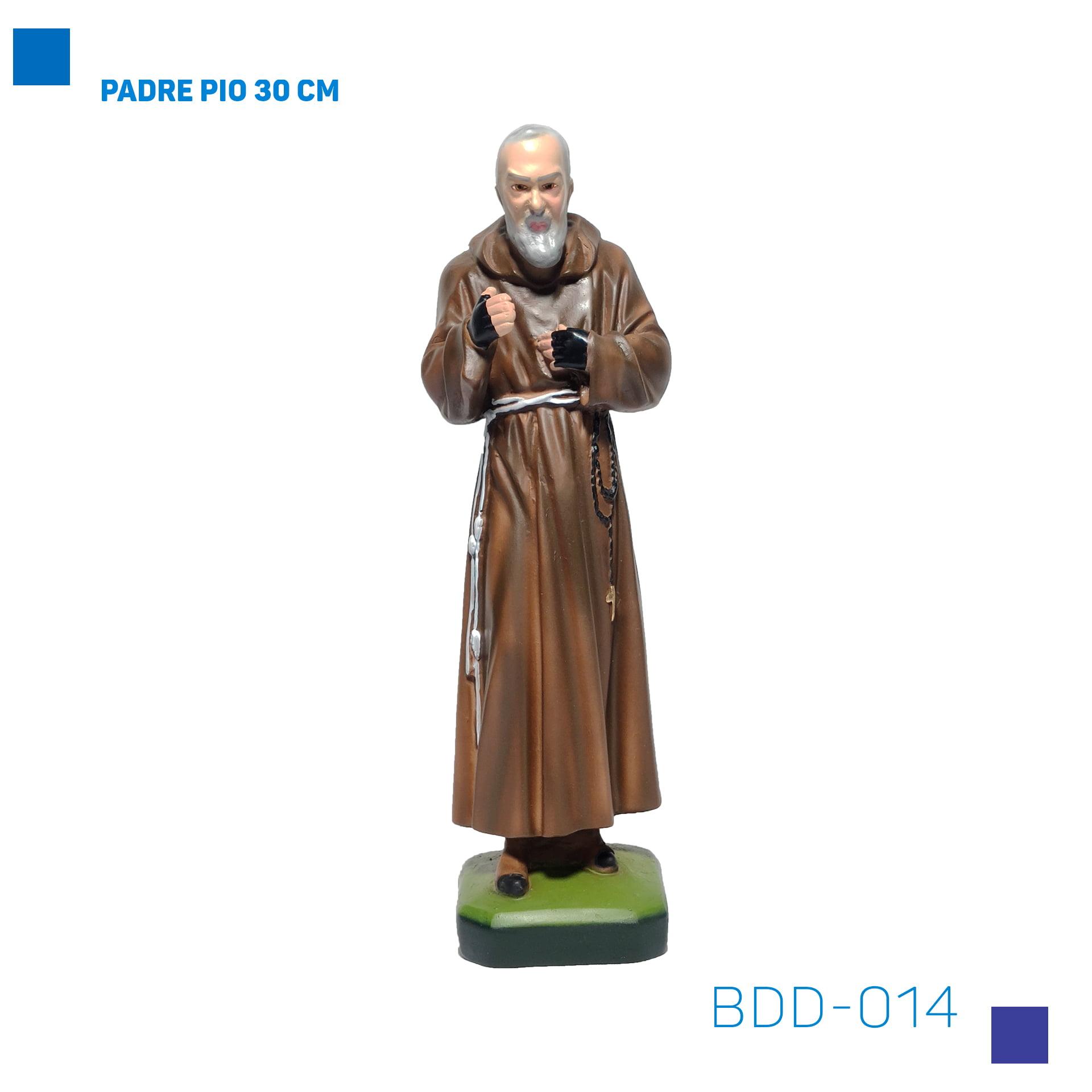 Bira Artigos Religiosos - Padre Pio 30 cm - BDD-014