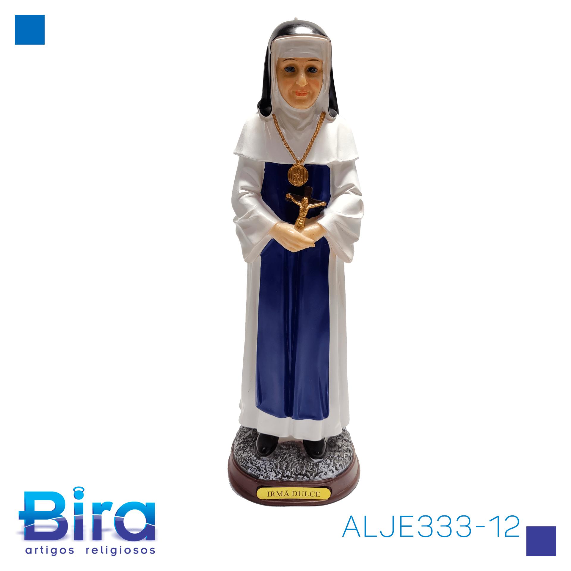 Bira Artigos Religiosos - SANTA DULCE 32 CM - Cód. ALJE333-12