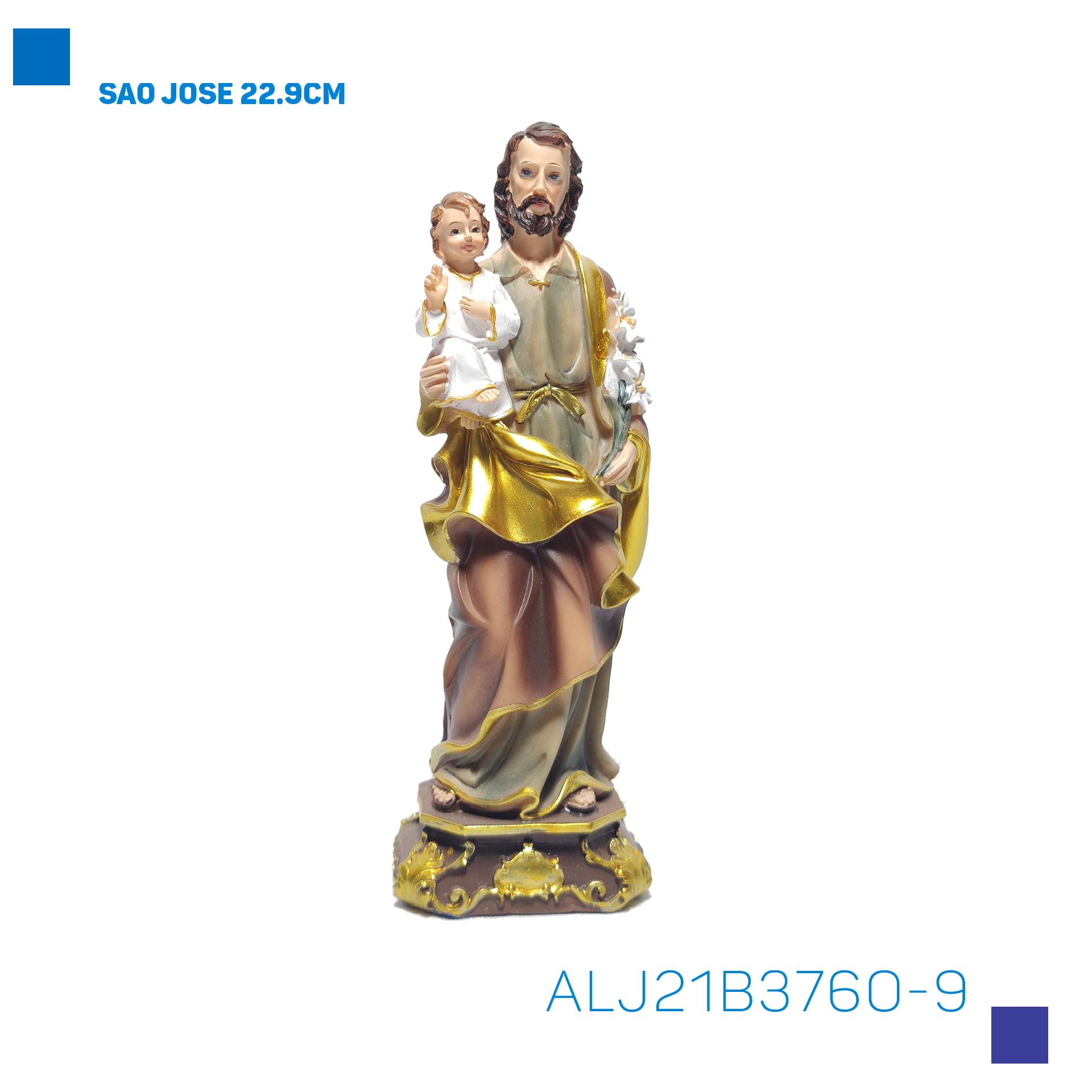 Bira Artigos Religiosos - SAO JOSE 22.9CM - Cód . ALJ21B376O-9