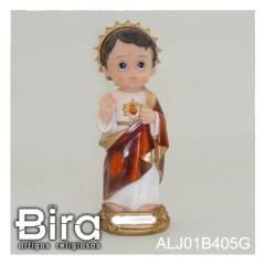 Sagrado Coração de Jesus Infantil - 20cm - Cód. ALJ01B405G-8