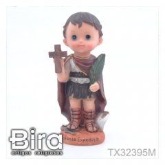 Santo Expedito Infantil - 20cm - Cód. TX32395M
