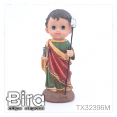 São Judas Infantil - 20cm - Cód. TX32396M