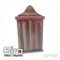 capela madeira foto