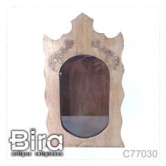 capela madeira vidro