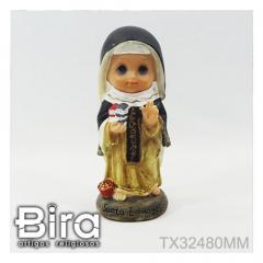 Santa Edwiges Infantil - 11cm - Cód. TX32480MM