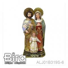 sagrada familia resina 15cm