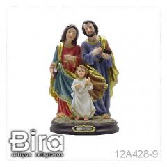 sagrada familia resina 22cm