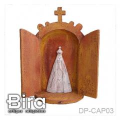 capela, madeira, aparecida