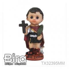 Santo Expedito Infantil - 11cm - Cód. TX32395MM