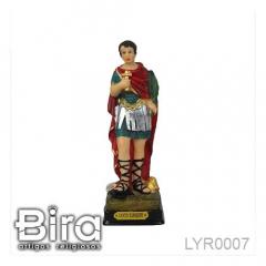 Imagem de Santo Expedito em Resina - 15cm - Cód. LYR0007
