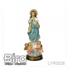 Imagem de Nossa Senhora da Conceição em Resina - 20cm - Cód. LYR0026