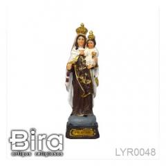 Imagem de Nossa Senhora do Carmo em Resina - 15cm - Cód. LYR0048