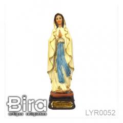 Imagem de Nossa Senhora de Lourdes em Resina - 20cm - Cód. LYR0052