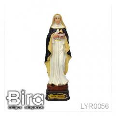 Imagem de Santa Edwiges em Resina - 20cm - Cód. LYR0056