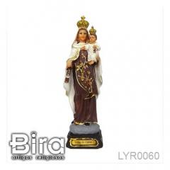 Imagem de Nossa Senhora do Carmo em Resina - 20cm - Cód. LYR0060