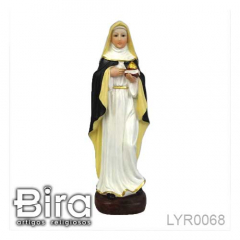Imagem de Santa Edwiges em Resina - 30cm - Cód. LYR0068