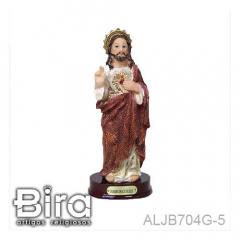 sagrado coracao jesus, resina, santos, imagens