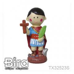 Santo Expedito Infantil - 15cm - Cód. TX32523S