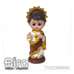 Sagrado Coração de Jesus Infantil - 10cm - Cód. TX32386MM