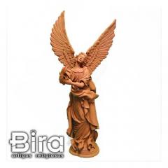 Anjos Adoradores em Terracota - 80cm