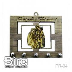 porta chave, mdf, sagrada familia