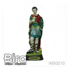 Imagem Santo Expedito em Resina - 20cm - Cód. IM50010