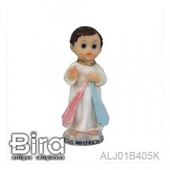 Jesus Misericordioso - 8cm - Cód. ALJ01B405K