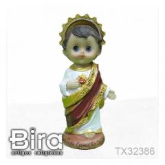 Sagrado Coração de Jesus Infantil - 15cm - Cód. TX32386