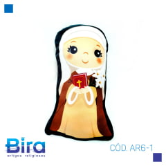 Bira Artigos Religiosos - ALMOFADA INFANTIL SANTOS SORTIDOS - CÓD. AR6-1