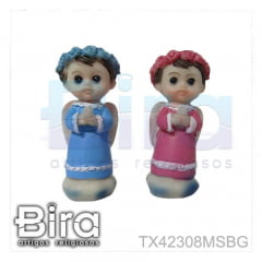 Anjo Infantil Pequeno - 6cm - Cód. TX42308MSBG