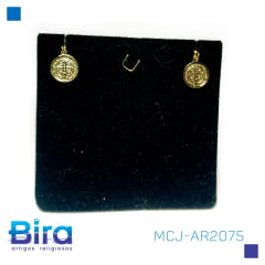 BRINCO ARGOLA PQ SB - CÓD. MCJ-AR2075