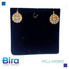 BRINCO NS C/STRASS NV - CÓD. MCJ-AR983