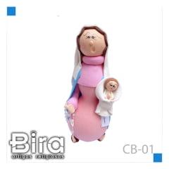 Bira Artigos Religiosos - CABACA SANTOS VARIADOS - CÓD. CB-01