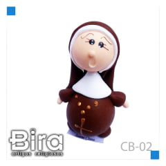 Bira Artigos Religiosos - CABACA SANTOS VARIADOS PEQUENA - CÓD. CB-02