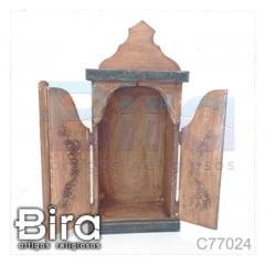 capela grande madeira rustico