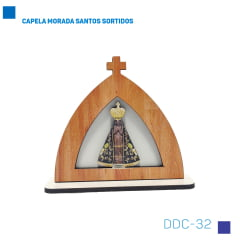 Bira Artigos Religiosos - CAPELA MORADA SANTOS SORTIDOS